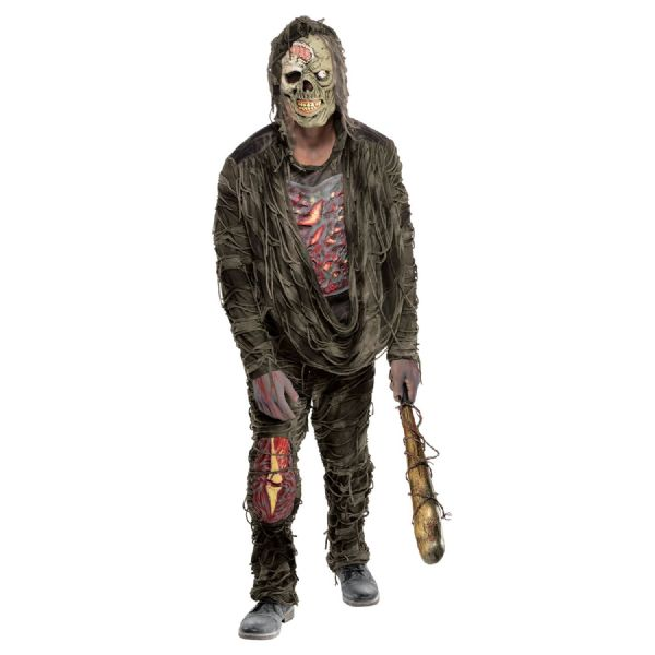 Zombie Creeper Costume